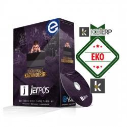 Jetpos Erp Eko Paket Hızlı Satış Yazılımı