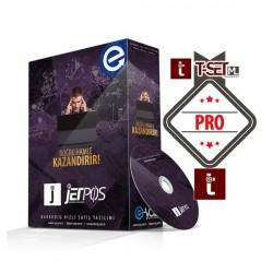 Hızlı Satış JETPOS Pro Paket Ticari Yazılımı