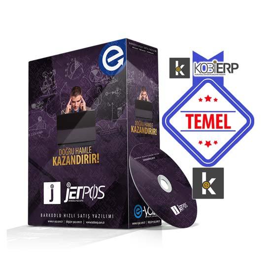 Hızlı Satış JETPOS Temel Paket ERP Yazılımı