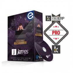 Jetpos Ticari Set Pro Paket Hızlı Satış Yazılımı