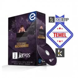 Jetpos Ticari Set Temel Paket Hızlı Satış Yazılımı