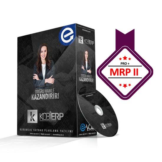 Kobierp Pro Paket ve Mrp2 Üretim Erp Yazılımı