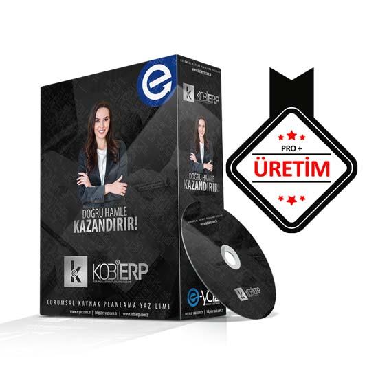 Kobierp Pro Paket ve Üretim Erp Yazılımı