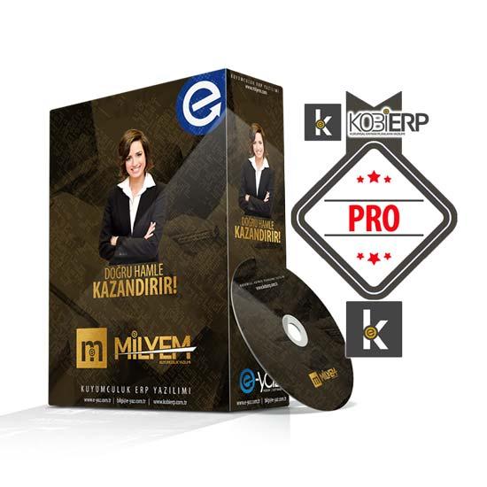 Kuyumculuk Milyem Pro Paket ERP Yazılımı