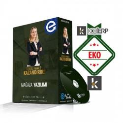 Mağaza Eko Paket ERP Yazılımı