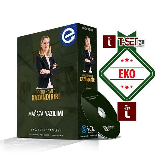 Mağaza Eko Paket Ticari Yazılımı