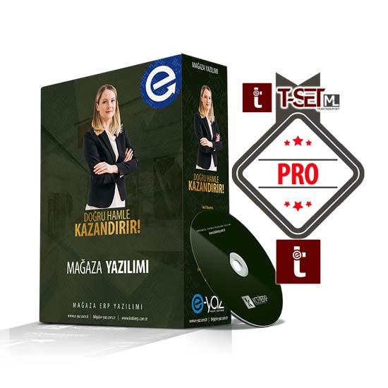 Mağaza Pro Paket Ticari Yazılımı