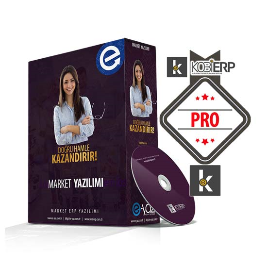 Market Pro Paket ERP Yazılımı