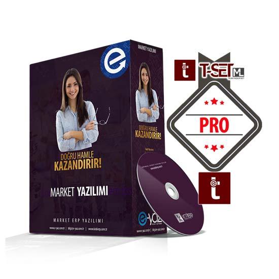 Market Pro Paket Ticari Yazılımı