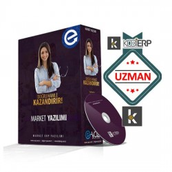 Market Uzman Paket ERP Yazılımı