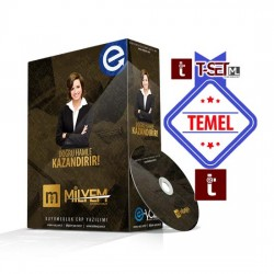 MİLYEM ERP TEMEL Paket Kuyumculuk Yazılımı