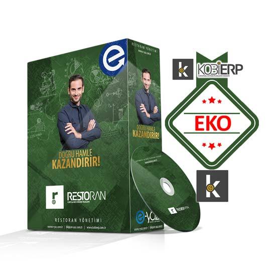 Resto Erp Eko Paket Restoran Yazılımı