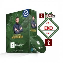 Restoran Eko Paket Ticari Yazılımı
