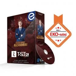 T-Set ML Eko mini Paket Ticari Yazılım